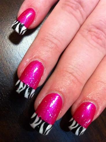 My Pink Zebra