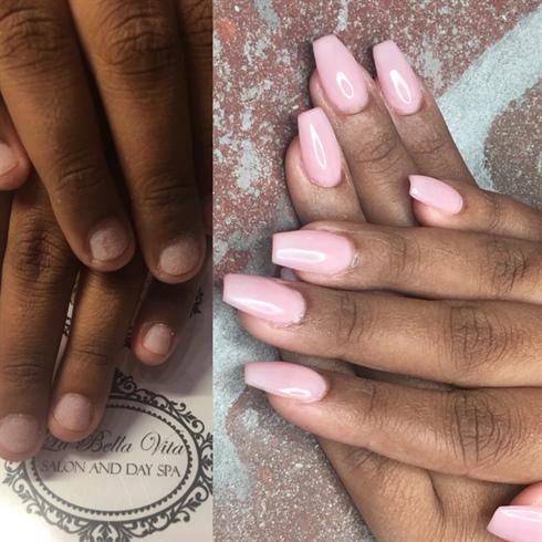 Transformation Nails
