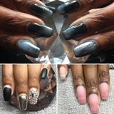 Black Nails ❤️