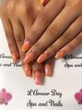 Orange And Chrome