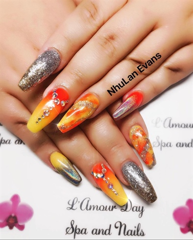 Custom Nails - Nail Art Gallery