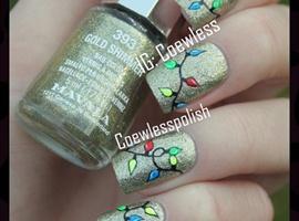 nail art: Lights