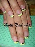 Gel Summer Nails