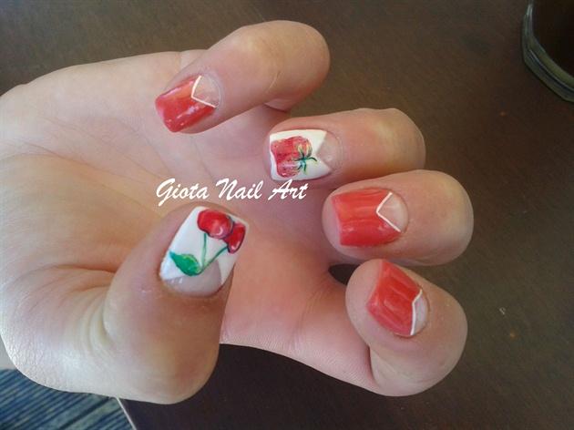 Gel Fruit Nails