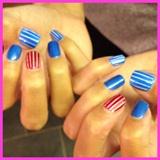Stripes ❤️💙