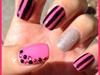Stripes & Glitter