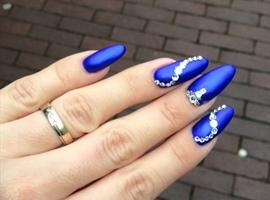 nail art: Gel