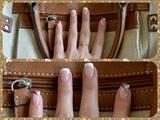 nails and bag
