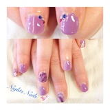 Purple Shellac