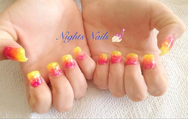 Colour Nails