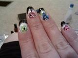 Monster Fingers!