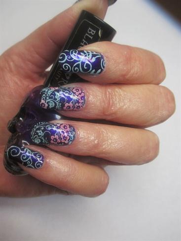 Purple BlackHeart