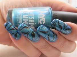Aqua Holo WaterMarble