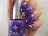 Purple n Pearls