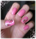 Pink pink nails