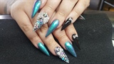 Duochrome with bling