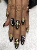 Black $ Gold