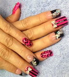 Pink& Black
