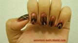 Feather Nails (shiny)