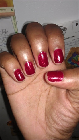 Simple Ruby Red