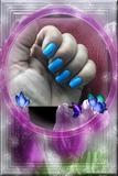 Blue Nail Rebalanced