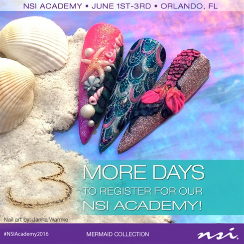 NSI Academy ! 3 more days