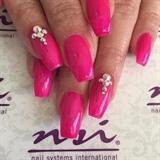NSI Pink Bikini Polish Pro