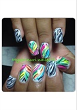 Grafitti Nails