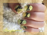 Cutie Princess Nails