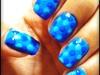 Blue doots