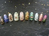 Faberge Egg Nail Art