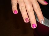 Pretty Pink Cheetah
