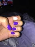 White And Purple (09.02.2015)