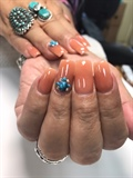 Mocha Turquoise