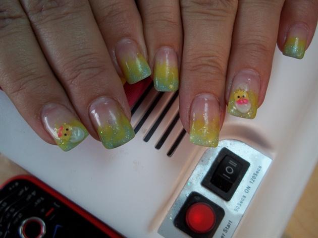 Chicky Nails