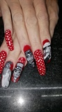 40s nails