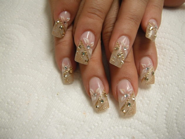 The Gold Nails3