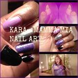 KARA- Mamma Mia Nail Art