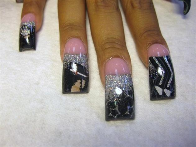 Michael Jackson Nail Art Gallery