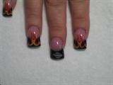 Harley flames
