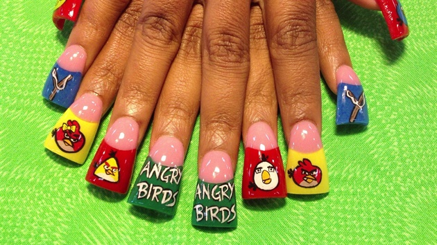 My Version Of Angry Birds