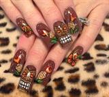 Tiki nails