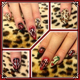 Ink n iron nails