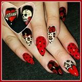 leopard valentine