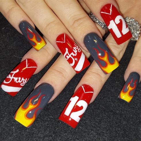 Lil league nails