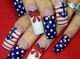 Long sailor nails