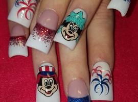 Disney 4th of July