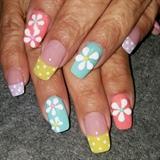 Spring 3dflowers