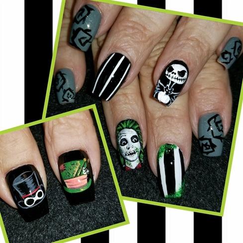 Beetle House nails