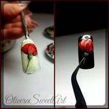Silky Poppy - Acrylic